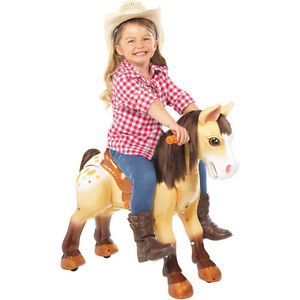 cheval Giddy Up 'n Go Pony Ride-On de little tike