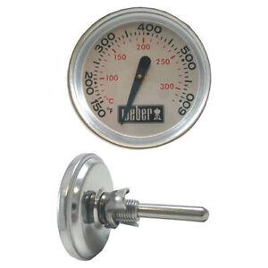 weber grill thermometer 60540 ebay. Black Bedroom Furniture Sets. Home Design Ideas