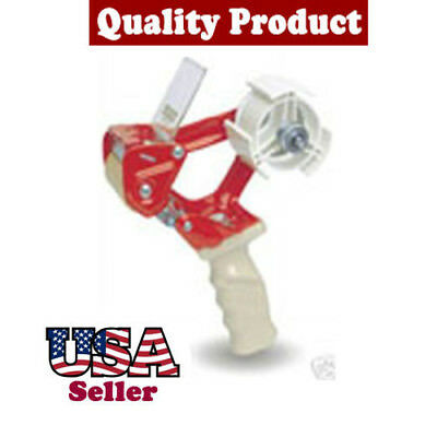 Carton Box Sealing Shipping 2tape Hand Dispenser Durable For Warehouse Work