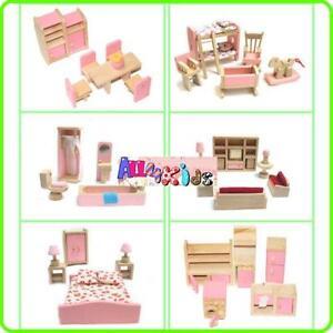 Doll House Furniture Ebay