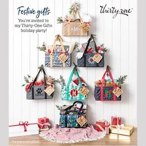 Thirty One 31 join the party, get in on October's great deals