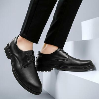 Details about  /Mens Low Top Faux Leather Shoes Business Work Office Pointy Toe Oxfords Casual L