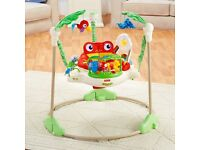 Fisherprice jungle jumperoo
