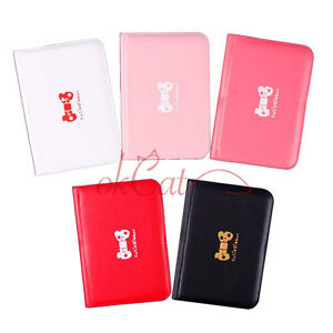 Lovely-Bowknot-Business-Wallet-Holder-Card-Pocket-ID-Credit-Bag