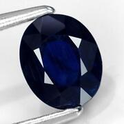Certified Unheated Sapphire
