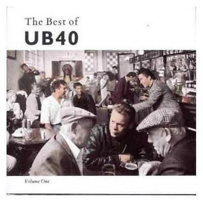 UB40 Best Of Vol.1 CD NEW Red Red Wine/1 In 10/Food For Thought/Cherry Oh