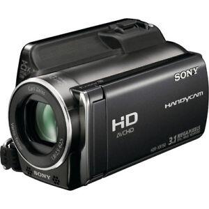 Sony Camescope en HD
