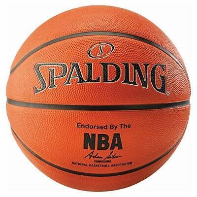 Spalding - Pallone da basket Nba, misura 7