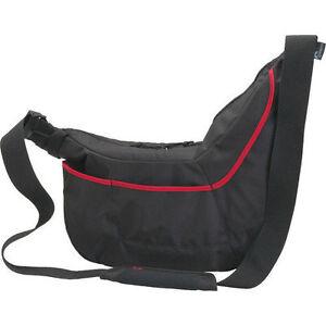 Lowepro Passport Sling II DSLR Digital Camera Lens Shoulder Backpack Bag Black