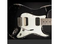 Experienced Guitarist looking for Rock band musicians, for live gigs and record contract