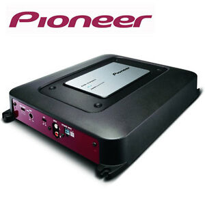 NEW Pioneer Car Amp (2 available) Cambridge Kitchener Area image 2