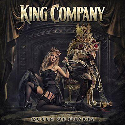 KING COMPANY - QUEEN OF HEARTS   CD NEU