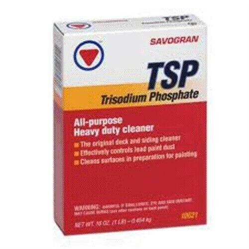 Trisodium Phosphate (tsp),no 10622,  Savogran Co