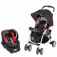 Evenflo Featherlite 200 stroller and car seat