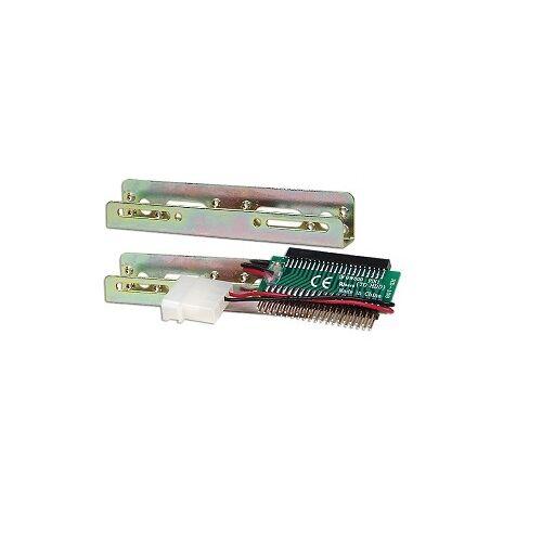 "2.5/"" to 3.5/"" HDD Hardisk Mount Bracket Adapter for SATA or IDE w Screws HD-108-N"