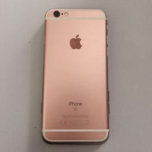 iphone 6s rose 32g tres propre a vendre