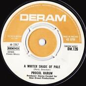 Procol Harum Whiter Shade of Pale