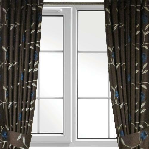 Made To Measure Eyelet Curtains Ebay