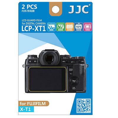JJC LCP-XT1 Ultra hard polycarbonate LCD Film Screen Protector Fuji XT1 X-T1 2PK
