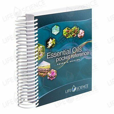 NEWEST Essential OILS POCKET REFERENCE Life Science Publishing book YOUNG LIVING