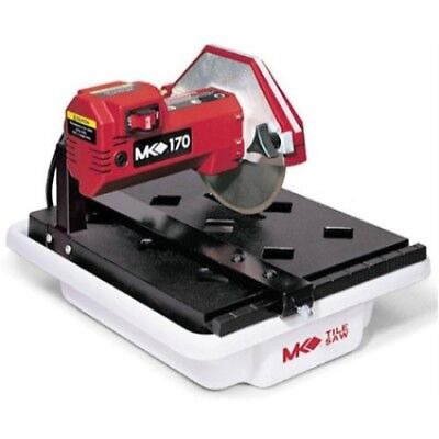 Mk Diamond 157222 Mk-170 13-horsepower 7-inch Bench Wet Tile Saw
