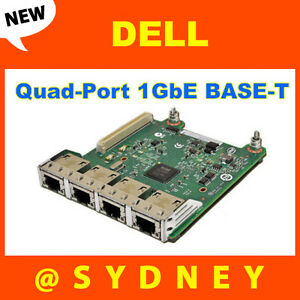 NEW-Dell-Intel-I350-T4-Quad-Port-1GbE-BASE-T-RNDC-PowerEdge-R620-R720-R820-R1XFC
