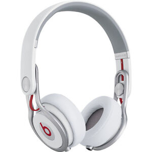 Dr Dre Beats Mixr headphones (white) London Ontario image 1