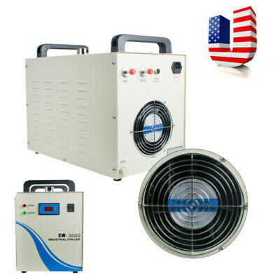 Useful Water Chiller Cw-3000 For Cnc Laser Engraver Engraving Device Machine