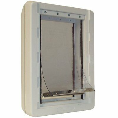 Ideal Pet Ruff-weather Pet Door Super Large For Dogs 91 T...