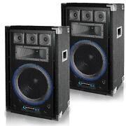 2000 Watt Speakers