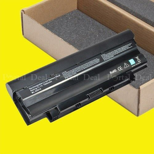 9 Cells For Dell Battery J1knd 13r 14r (4010-d330) Inspir...