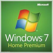 Windows 7 Home Premium SP1 64bit