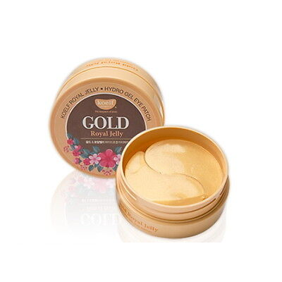 Koelf  Gold   Royal Jelly Eye Patch 60Ea  30Usage