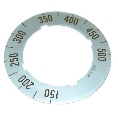 One Us Range - Garland G02725-16 Dial Insert 150f500f Same Day Shipping
