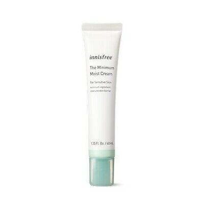 [Innisfree] The minimum moist cream for sensitive skin 40ml /Korea
