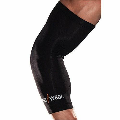 Relieve Muscle /& Joint Fatigue TWO Copper Wear Knee Compression Sleeve PAIR