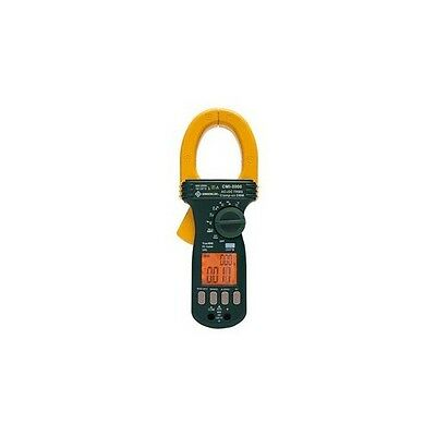 Greenlee Cmi-2000 Industrial True Rms Clamp Meter Acdc 2000-amp