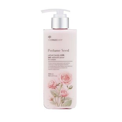 [The FACE Shop] Perfume Seed Velvet Body Milk 300ml /Korea