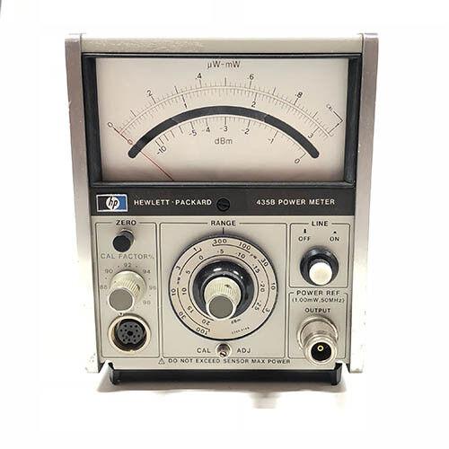 Agilent / HP 435B -65dBm to +44dBm Power Meter, Refurbished
