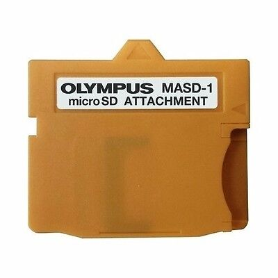 Olympus MicroSD to XD Picture Card Adapter