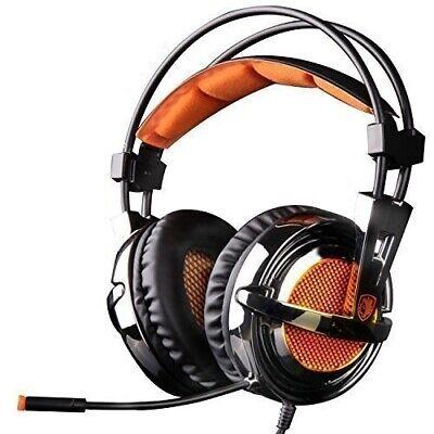 Sades SA-928 Gaming Headset Headphone Over Ear w/ Microphone - [LN]™