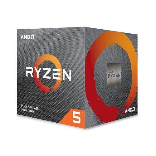 AMD Ryzen 5 3600XT Unlocked Processor w/ Wraith Spire Cooler - 6 core-12 Thread
