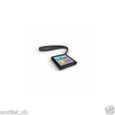 Griffin Ipod Nano (Griffin Wristlet Case for iPod nano 6G - Black )