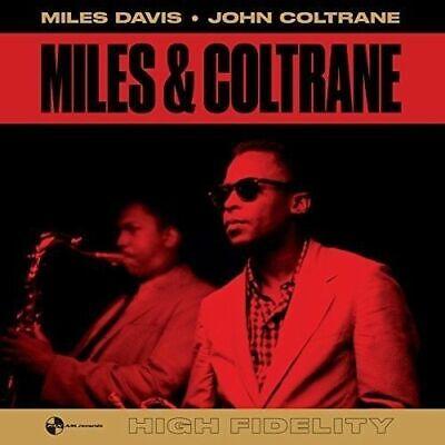 Davis, Miles & John Coltrane Miles and Coltrane (Limited Edition) (New Vinyl)