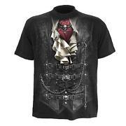 Steampunk Shirt Mens