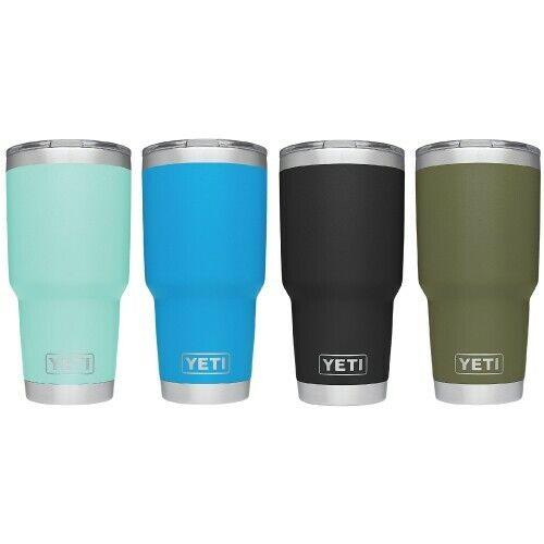 YETI Rambler 30 oz   Stainless Steel Vacuum Insulated Tumbler, Magslider Lid