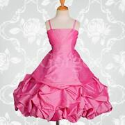 Bridesmaid Dress Age 4-5
