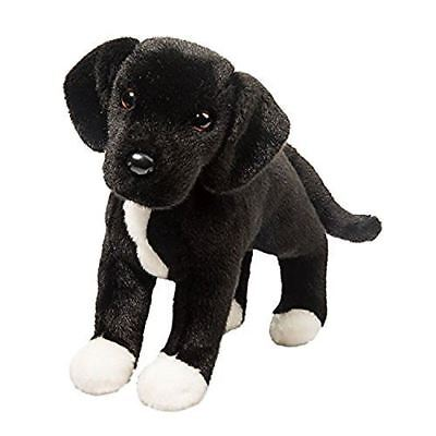 Douglas Toys Twister Black Lab Pit Bull Mix (Pit Bull Stuffed Animal)