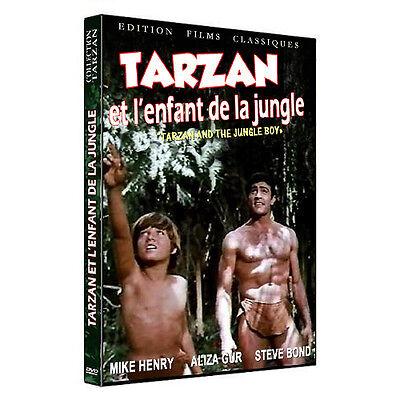 tarzan et l'enfant de la jungle (mike henry)