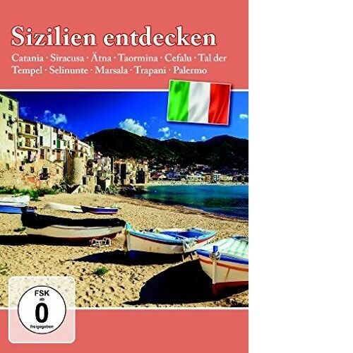 SIZILIEN ENTDECKEN  DVD NEU